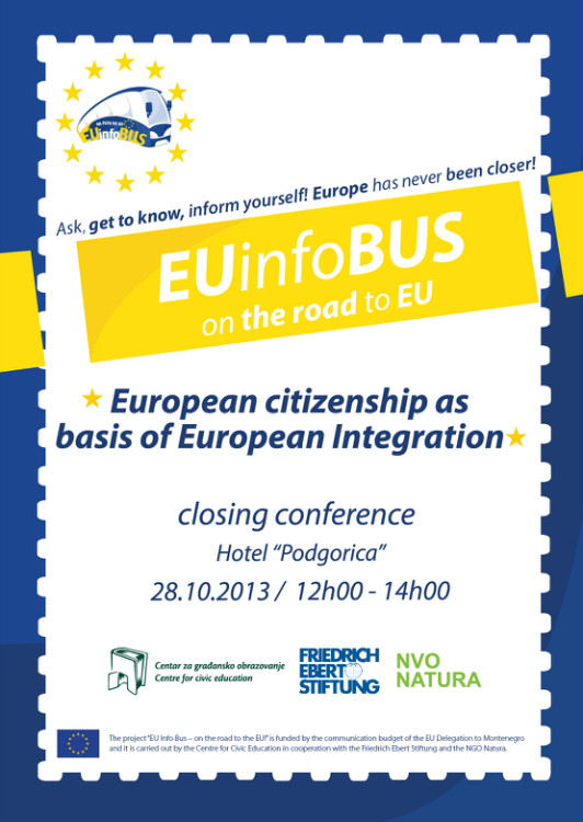 EU info BUS Final conference