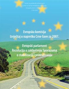Izvještaj o napretku 2007 i rezolucija EP