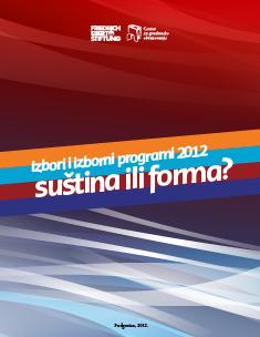 Izbori i izborni programi 2012 - suština ili forma?