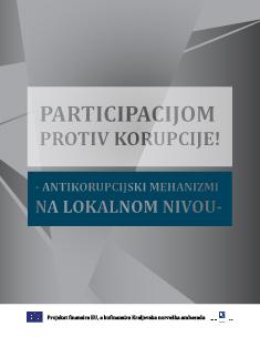 Participacijom protiv korupcije