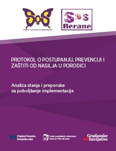 Protokol o postupanju, prevenciji i zaštiti od nasilja u porodici