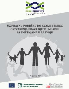 Uz pravnu podršku do kvalitetnijeg ostvarenja prava djece i mladih sa smetnjama u razvoju