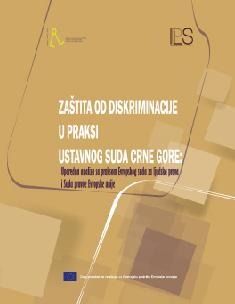 Zaštita od diskriminacije u praksi Ustavnog suda Crne Gore