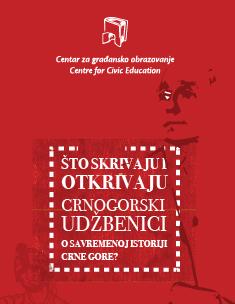Šta skrivaju i otkrivaju crnogorski udžbenici o savremenoj istoriji Crne Gore