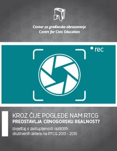 Kroz čije poglede nam RTCG predstavlja crnogorsku realnost