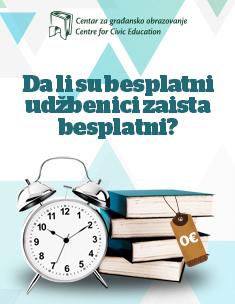 Da li su besplatni udžbenici zaista besplatni - Analiza
