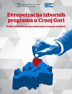 Evropeizacija izbornih programa u Crnoj Gori