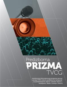 Predizborna prizma TVCG