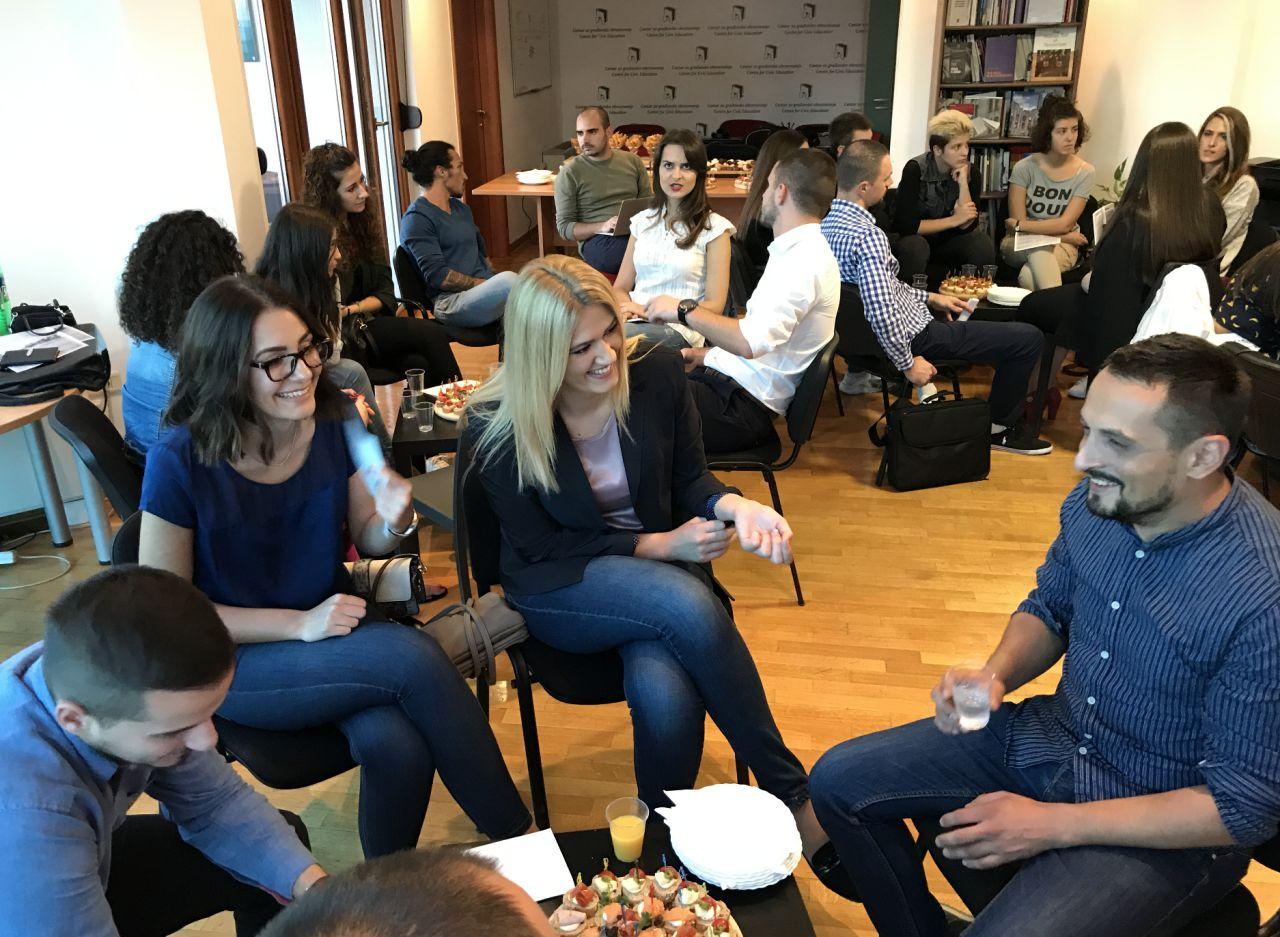 CGO-Evropski kafe-Koliko su mladi u Crnoj Gori ujedinjeni u različitostima?