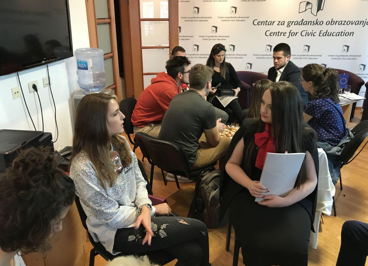 CGO - Evropski kafe - Koliko su mladi u Crnoj Gori ujedinjeni u različitostima?
