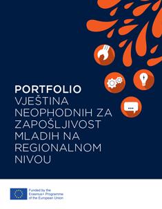 Portfolio vještina neophodnih za zapošljivost mladih na regionalnom nivou