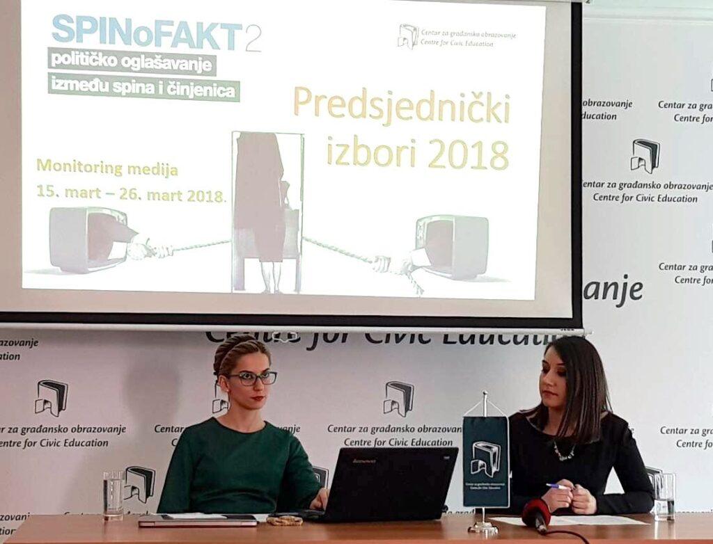 SPINoFACT 2 – političko oglašavanje između spina i činjenica