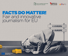 Facts do matter! Fair and innovative journalism for EU