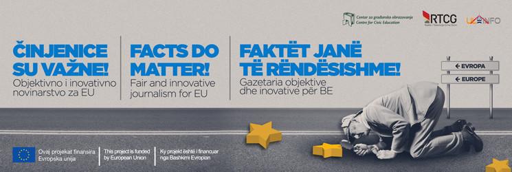 Činjenice su važne! Objektivno i inovativno novinarstvo za EU