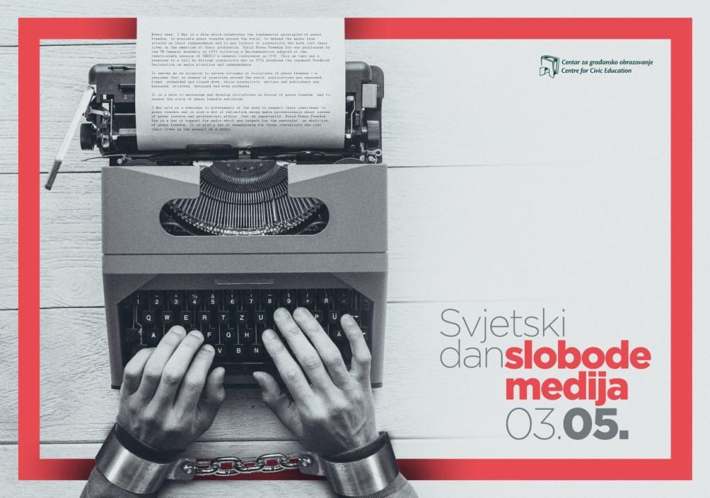 CGO - Svjetski dan slobode medija