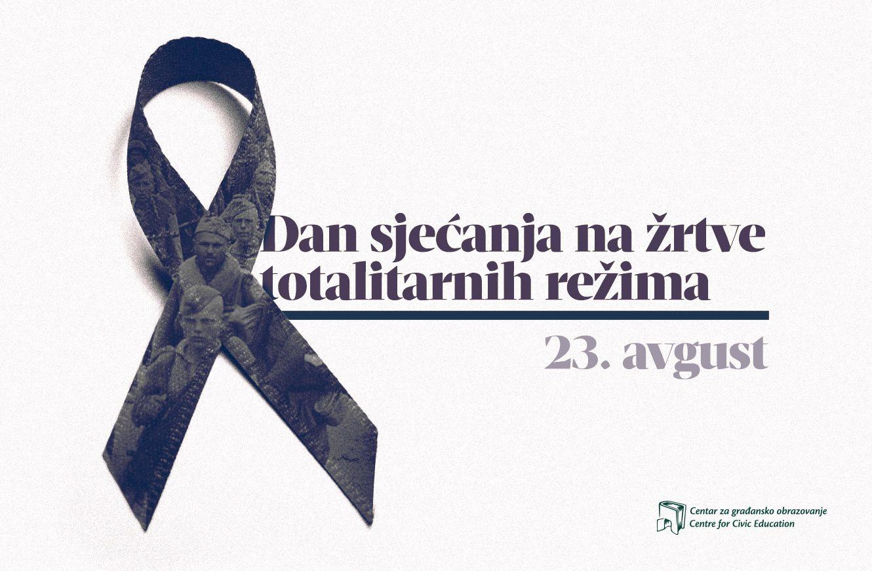 Dan sjećanja na žrtve totalitrnih režima