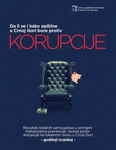 Da li se i kako opštine u Crnoj Gori bore protiv korupcije?