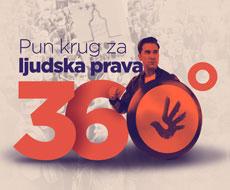 360° Pun krug za ljudska prava