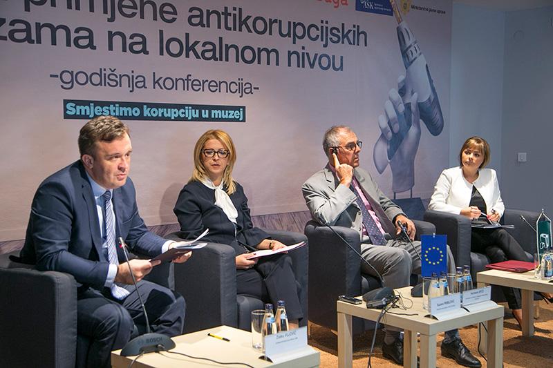 Smjestimo korupciju u muzej! - nacionalna konferencija