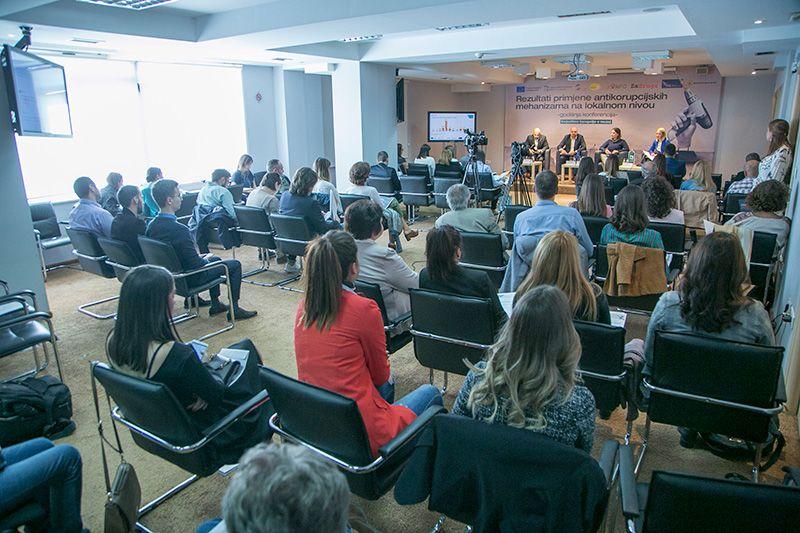 Smjestimo korupciju u muzej - nacionalna konferencija