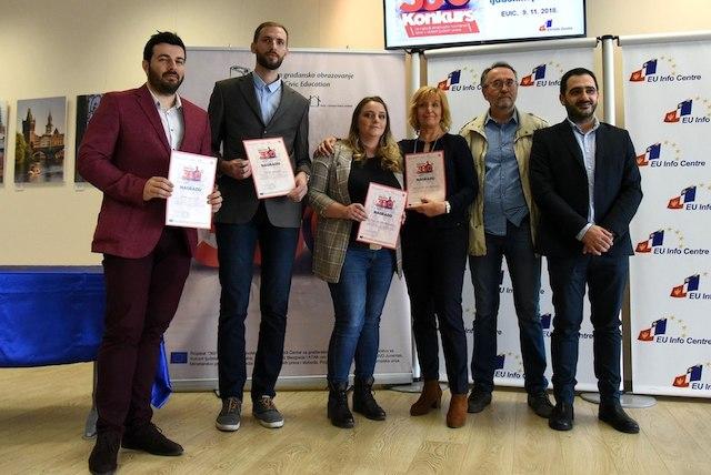 CGO - Dodjela nagrada za najbolji istraživački novinarski tekst u oblasti ljudskih prava