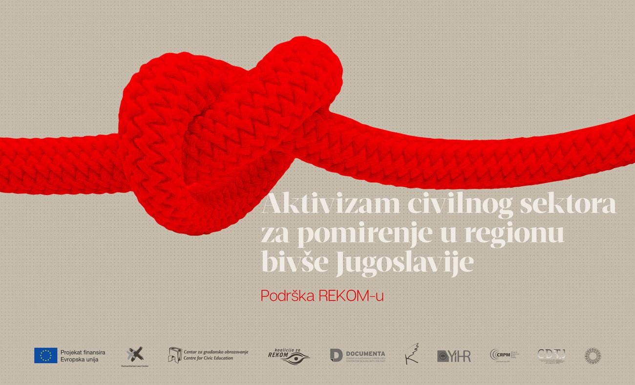 REKOM II konkurs za podršku projekata OCD