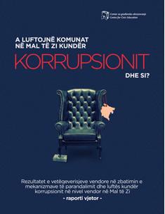 Da li se i kako opštine u Crnoj Gori bore protiv korupcije?-ALB