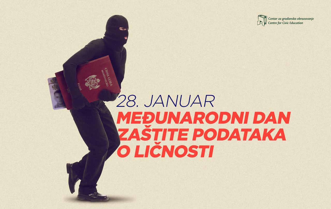 Što prije inkorporirati nova pravila EU o zaštiti podataka o ličnosti u crnogorsku legislativu
