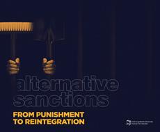 Alternative sanctions – from punishment to reintegration
