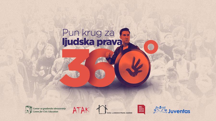 CGO - 360° Pun krug za ljudska prava