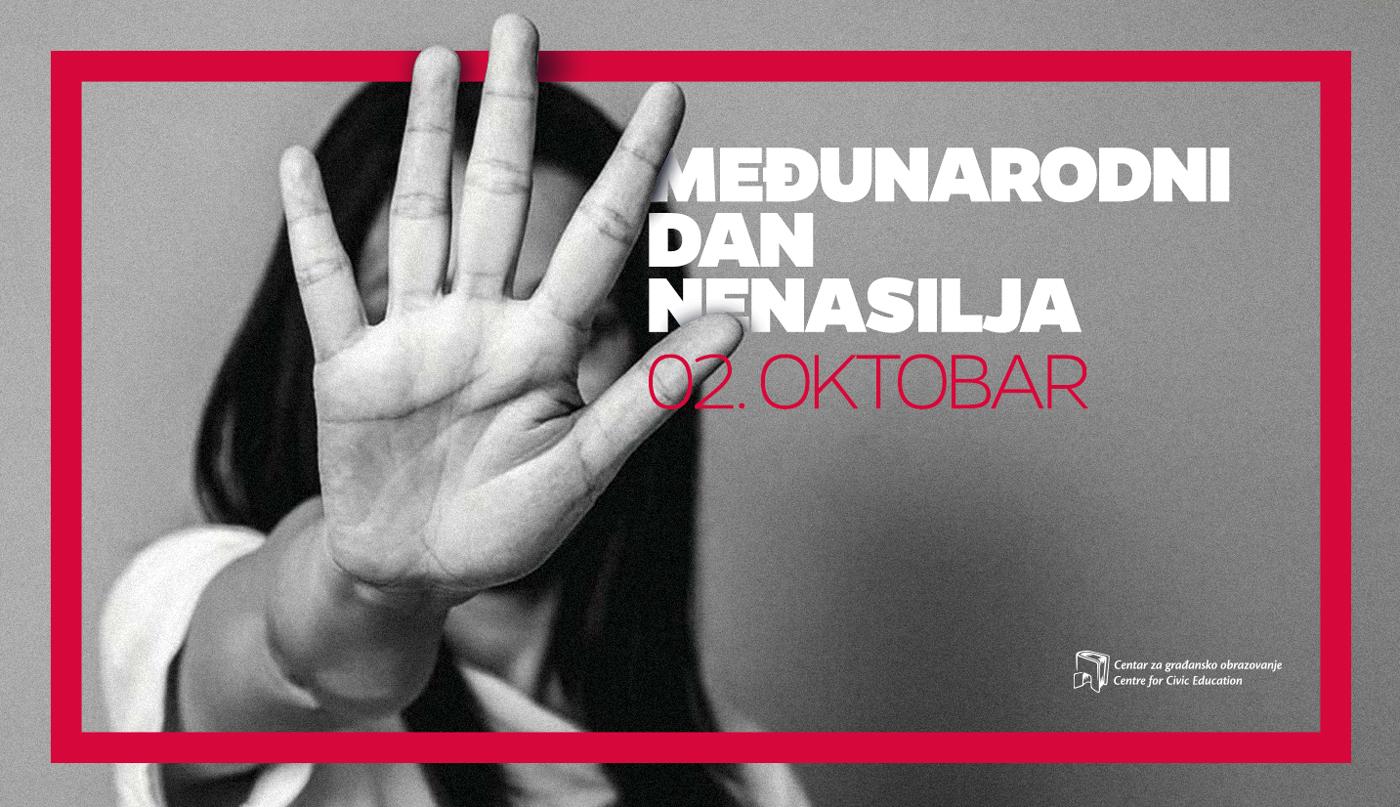 CGO Medjunarodni-dan-nenasilja