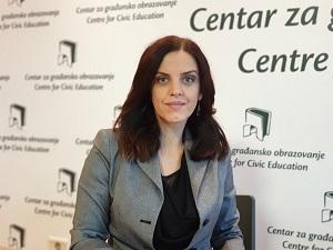Snežana Kaluđerović, viša pravna savjetnica