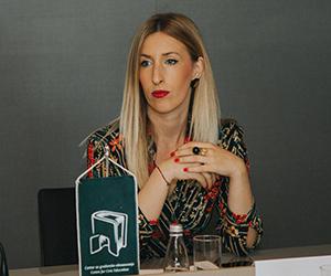 Tamara Milaš, koordinatorka programa Ljudska prava