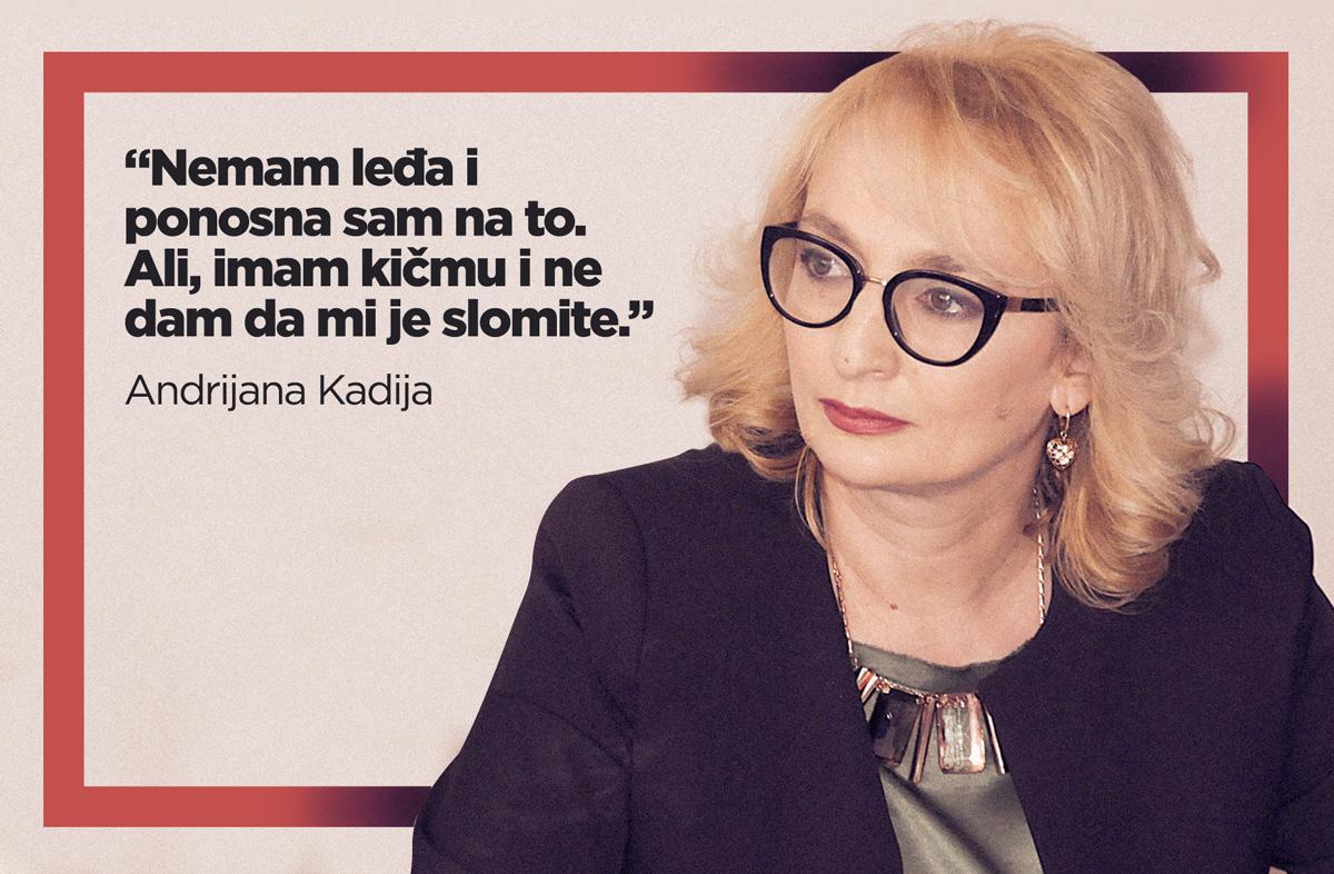 CGO - KADIJA DOKAZALA DA IMA KIČMU
