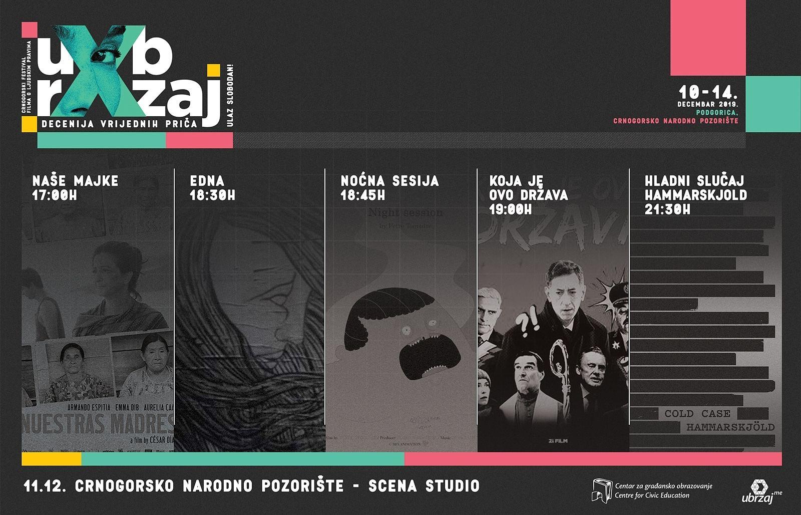 Festival UBRZAJ 2019 II dan