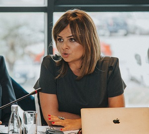 Daliborka Uljarević, Executive Director