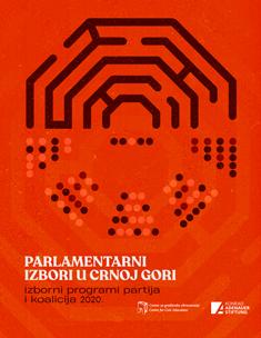 Parlamentarni izbori u Crnoj Gori - izborni programi partija i koalicija 2020