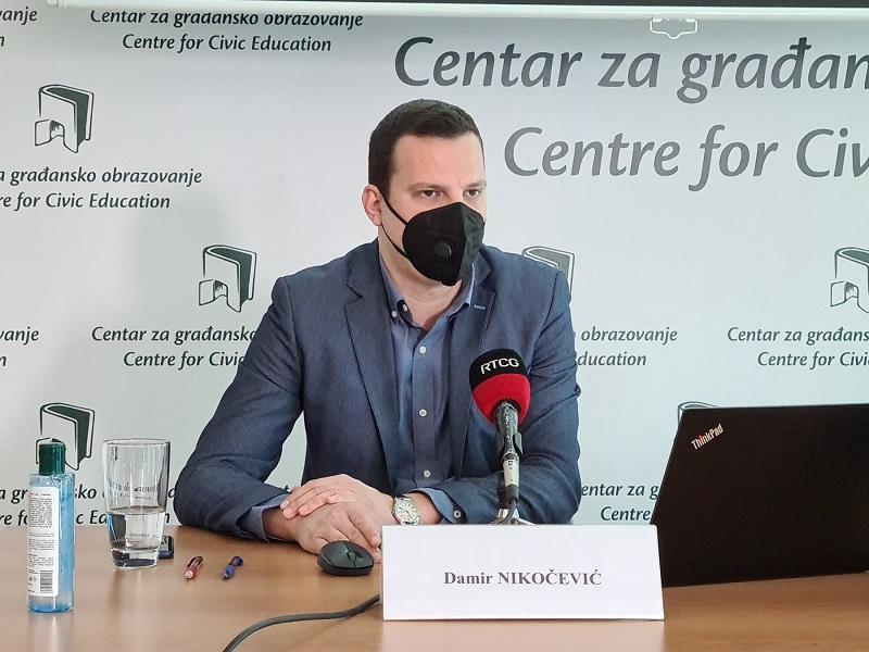 Polovina građana smatra da mediji u Crnoj Gori nisu nepristrasni