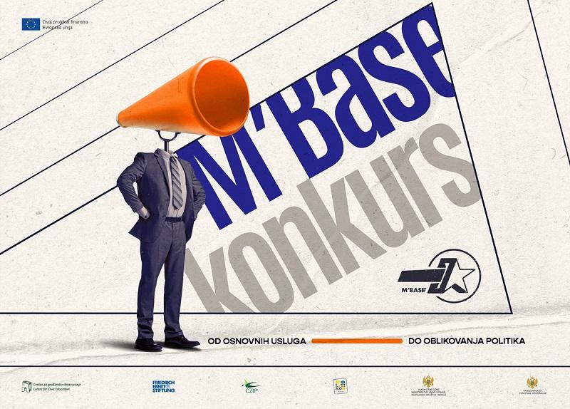 Konkurs  za podršku projektima organizacija civilnog društva (OCD) u Crnoj Gori