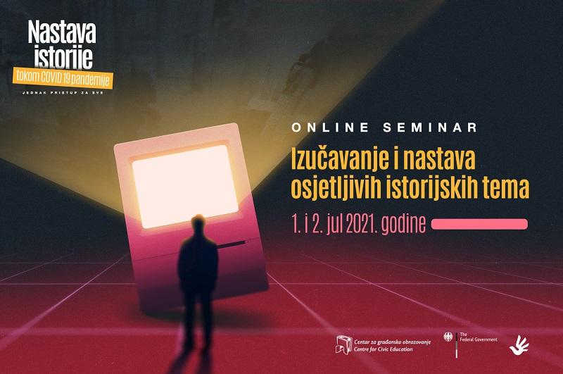 online seminar izučavanje i nastava osjetljivih istorijskih tema